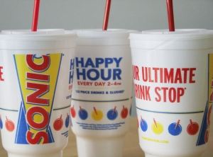 The one thing I really miss about the Midwest: easy access to Sonic Happy Hour